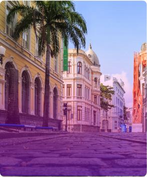 Passagens de ônibus para Recife no Carnaval
