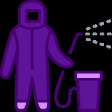 + Limpeza e desinfecção de veículos
