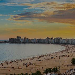 Belo Horizonte x Rio de Janeiro