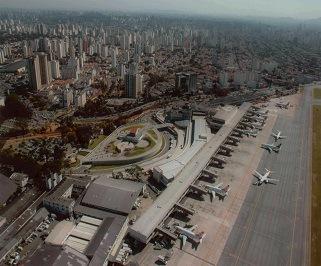 Passagem de onibus da Ultra de Santos para Aeroporto Congonhas