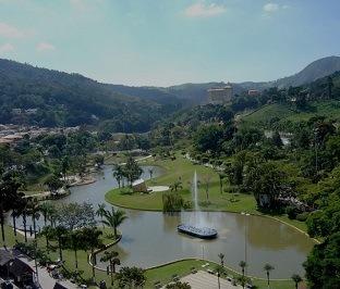 Passagem de onibus da Bragança de Sao Paulo para Aguas De Lindoia
