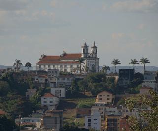 Passagem de onibus da Atual de Belo Horizonte para Barbacena
