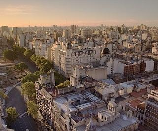 Passagem de onibus da JBL Turismo de Porto Alegre para Buenos Aires