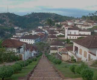 Passagem de onibus da Serro de Belo Horizonte para Conceicao do Mato Dentro
