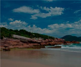 Passagem para Florianópolis