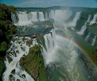 Passagem de onibus da Pluma de Sao Paulo para Foz Do Iguacu