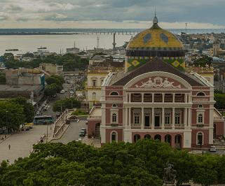 Passagem de onibus da Serra Azul de Porto Velho para Manaus