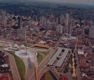 Passagem de onibus da Expresso Nordeste de Sao Paulo para Ponta Grossa