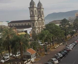 Passagem de onibus da União Santa Cruz de Florianopolis para Santa Maria