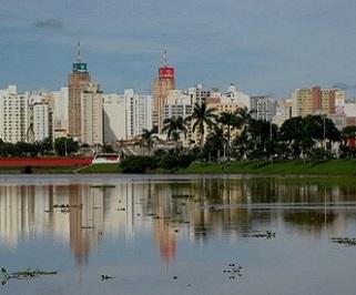 Passagem de onibus da Expresso Itamarati de Cuiaba para Sao Jose do Rio Preto