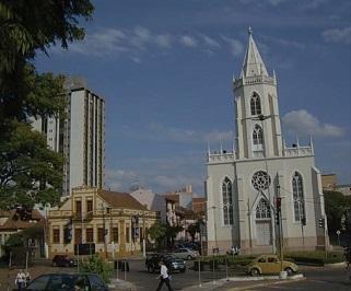Passagem de onibus da União Santa Cruz de Florianopolis para Sao Leopoldo