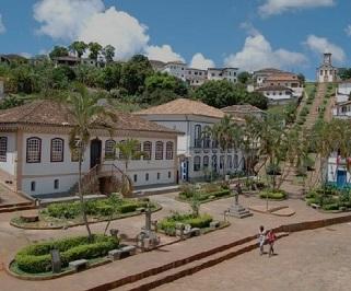 Passagem de onibus da Serro de Belo Horizonte para Serro