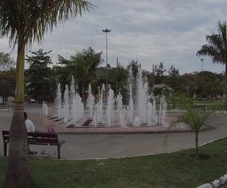 Ônibus saindo da Rodoviária do Campo Grande RJ para Volta Redonda